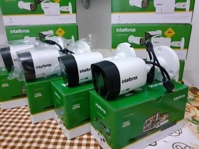 Cameras de Segurança 4 cameras - Foto 4