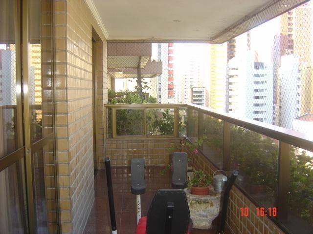 Apartamento para Venda em Fortaleza, Meireles, 4 dormitórios, 4 suítes, 2 banheiros, 6 vag - Foto 18