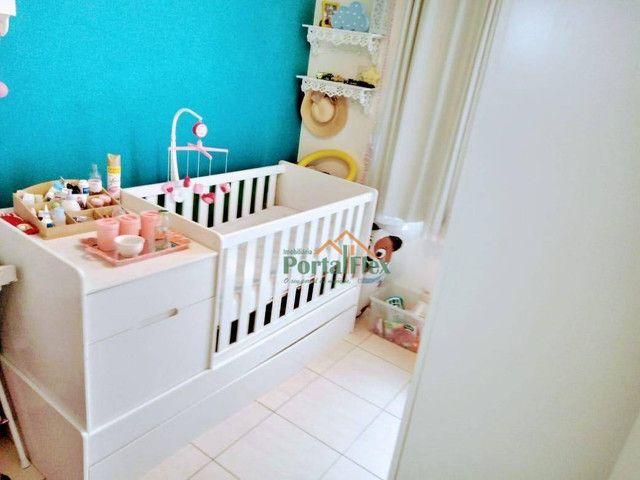 Apartamento com 2 dormitórios à venda, 62 m² por R$ 240.000,00 - Valparaíso - Serra/ES - Foto 14