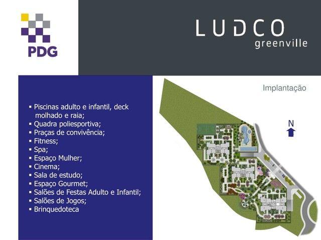 Apartamento a venda com 4 suítes com 180m² em Ludco Greenville - Foto 9