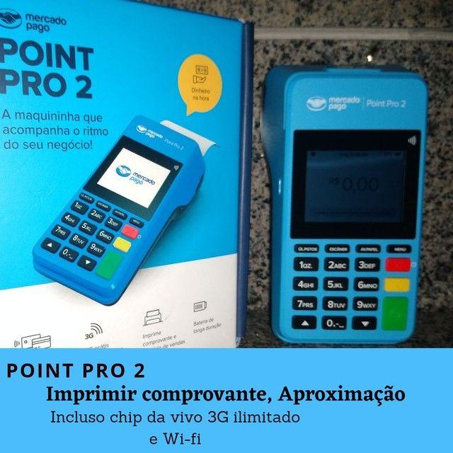 Máquininha Point Pro 2 na promoção