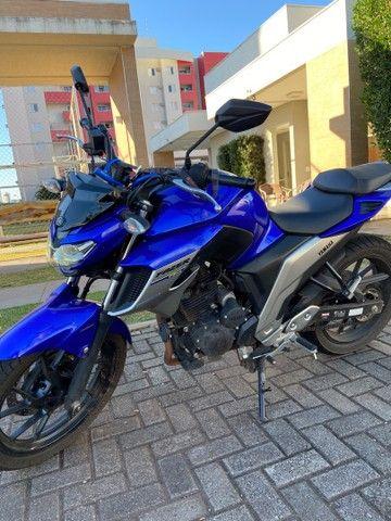 Vendo Moto Fazer 250 - 19/20 - Super conservada - Foto 3