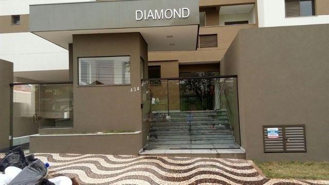 Lindo Apartamento Edifício Diamond - Foto 3