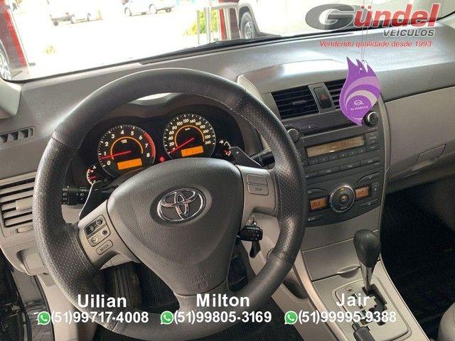 Toyota Corolla XEi 2.0 Flex 16V Aut. - Foto 9