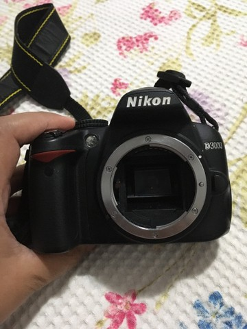 Câmera Nikon D3000 - Foto 3