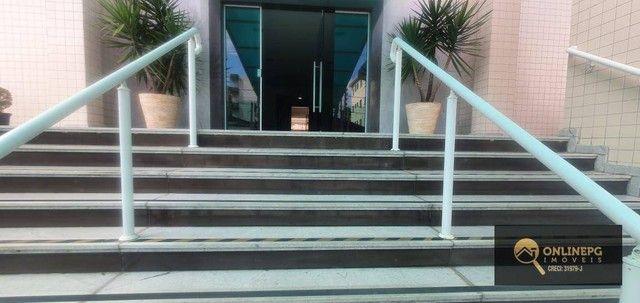 Apartamento com 2 dormitórios à venda, 80 m² por R$ 420.000,00 - Vila Tupi - Praia Grande/ - Foto 4