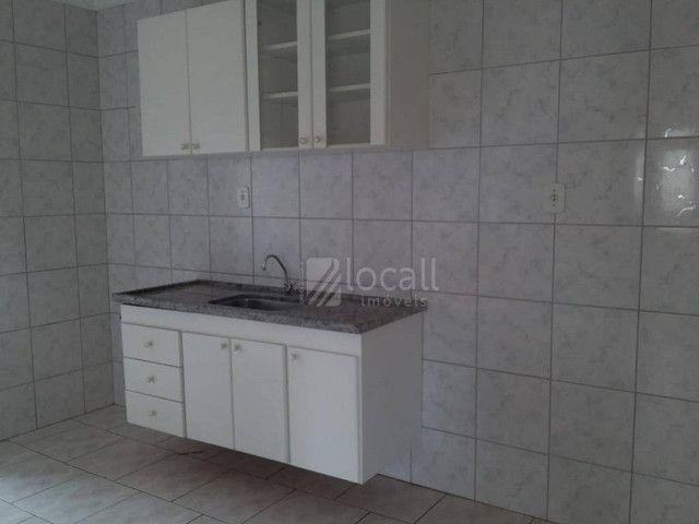 Apartamento com 1 dormitório para alugar, 70 m² por R$ 1.000,00/mês - Jardim Panorama - Sã - Foto 8