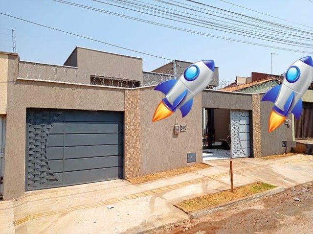 Casa 3 quartos à venda, 110m² no Residencial Costa Paranhos - Goiânia - GO