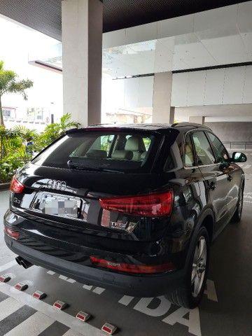 Audi Q3 2.0 Turbo 4x4 interna caramelo - Foto 3