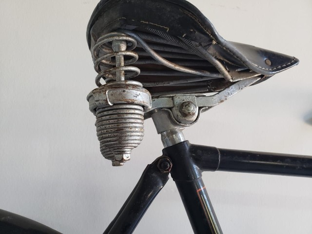 Bicicleta The Raleich anos 40 para restauro - Foto 3