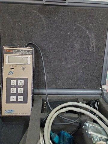 Dosimetro de Ruído Simpson 897 - Foto 2