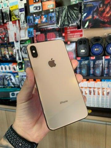 IPHONE XS MAX 64GB NOVO DE VITRINE ( 6 meses de garantia )