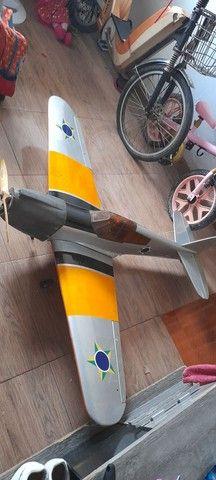 Avião aero modelo