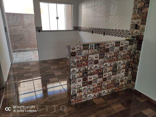 Casa para Venda em Ponta Grossa, Uvaranas, 2 dormitórios, 1 banheiro - Foto 4