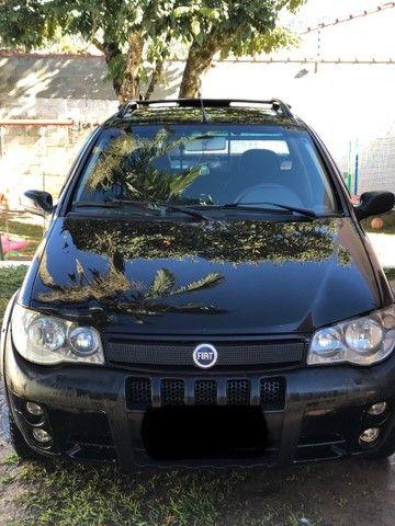Fiat strada 1.8 adventure flex cabine estendida  - Foto 3