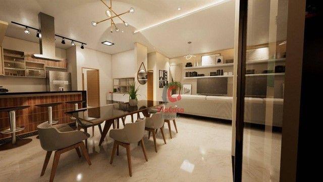 Casa com 3 dormitórios à venda, 254 m² por R$ 980.000,00 - Vale dos Cristais - Macaé/RJ - Foto 7