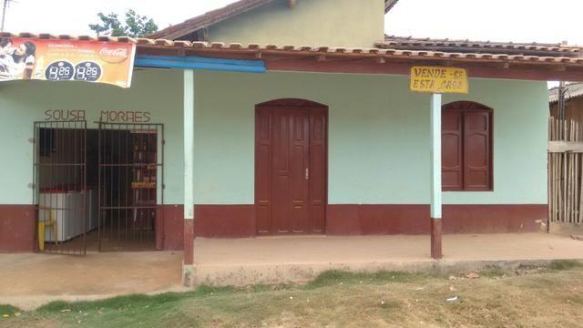 Vendo ou troco casa na Br 163 Santarém