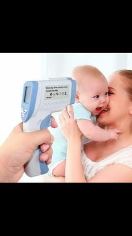 Termômetro laser digital medidor de temperatura