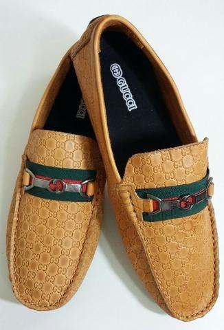 Novo Mocassim Gucci