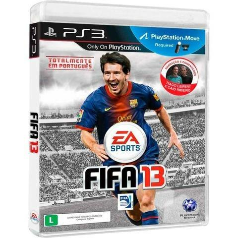 FIFA 13 em português para PS3