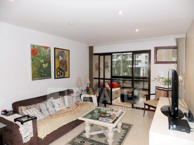 Apartamento à venda com 3 dormitórios em Barra da tijuca, Rio de janeiro cod:40946 - Foto 2