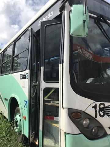 Ônibus em perfeito estado pronto pra trabalhar nd pra fazer