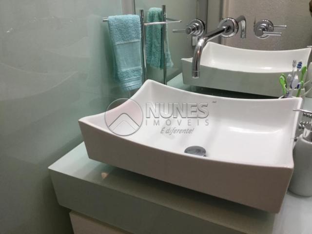 Apartamento à venda com 3 dormitórios em Km 18, Osasco cod:354131 - Foto 10