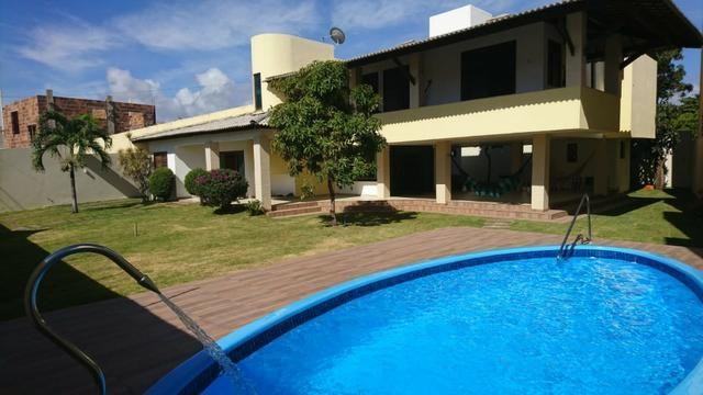 Alugo casa com piscina, excelente localização, 800 mts da praia Atalaia - Foto 9