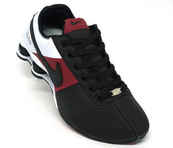 f7f99013524 Tênis Nike Shox Deliver Preto e Branco - Roupas e calçados - Igarapé ...