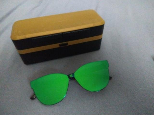 4d2dfa6a4 Oculos de Sol unissex Block chilli beans - Bijouterias, relógios e ...