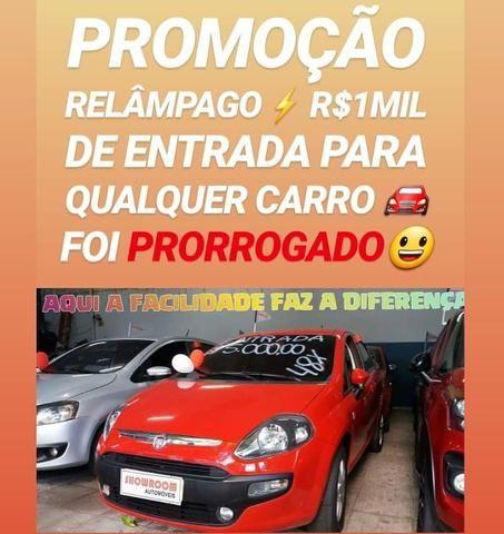 Promoção ESPECIAL! R$1MIL DE ENTRADA(PUNTO 1.4 2011)