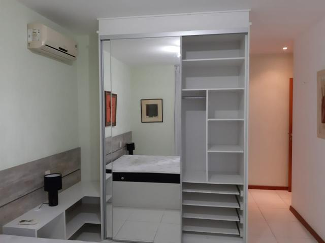 Apartamento 2 suítes Aquarius porteira fechada - Foto 12
