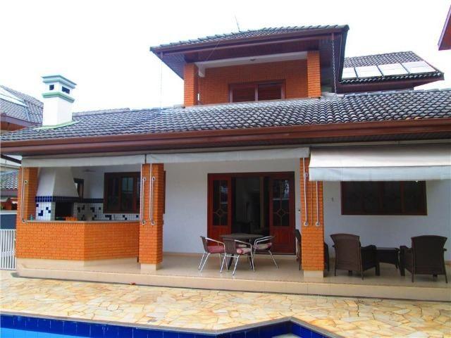 Condomínio Aquarius: Lindo Sobrado 385m² de área construída - Foto 2