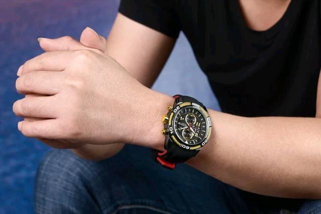 Relógio Original Multifuncional MEGIR - Foto 3