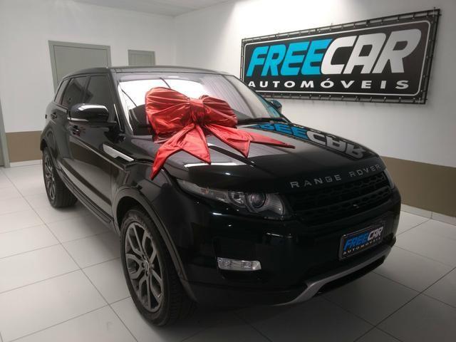 Land Rover evoque prestigie 5D