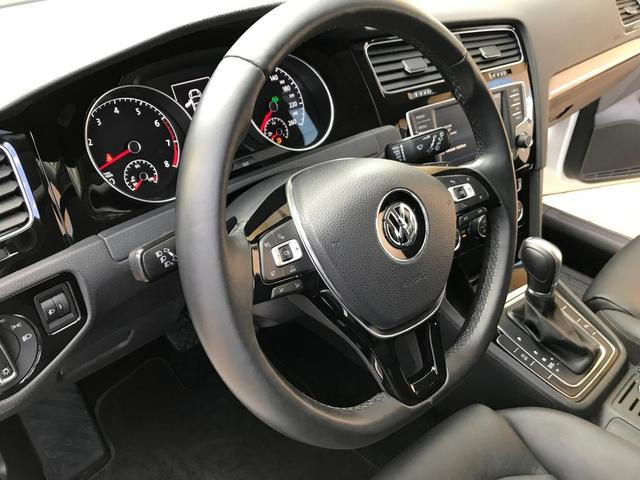 Volkswagen Golf 2017, Highline TSI 1.4 Turbo, 11.000 km impecável, aceita troca - Foto 8