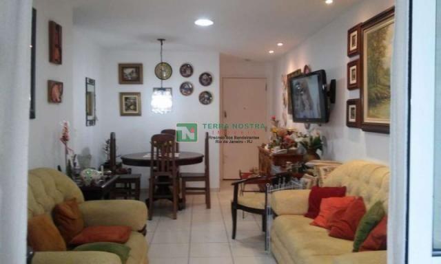 Apartamento à venda com 3 dormitórios em Recreio dos bandeirantes, Rio de janeiro cod:1133
