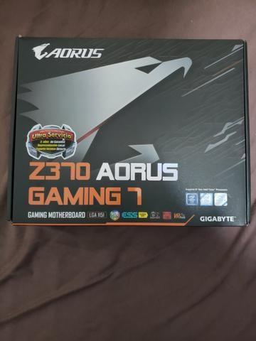 Kit Core I7 8700k + Z370 Gaming 7 + 16Gb G Skill TridentZ 3600Mhz