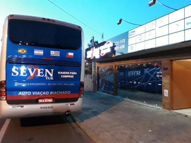 Onibus 40 lugares leito.Aceito automovel,microonibus ou imovel na troca. - Foto 3