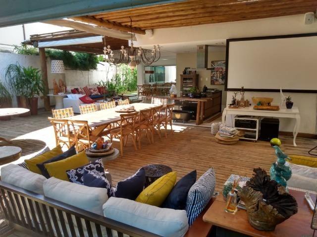 A.L.U.G.U.EL/V.EN.D.A Casa 4 suítes mobiliada e decorada no Alphaville Salvador I - Foto 16