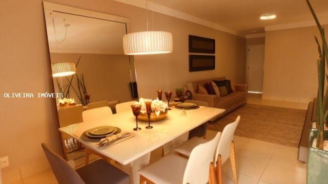 Casa em condomínio para venda em cuiabá, parque atalaia, 3 dormitórios, 1 suíte, 2 banheir - Foto 4