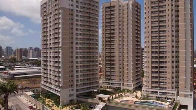(ESN) Apartamento a venda Helbor Parque Clube 56m cozinha integrada a varanda
