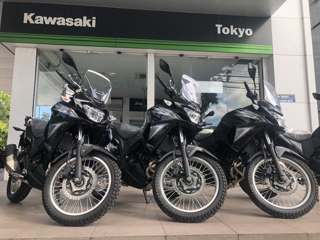 Nova Kawasaki Versys-X 300 2020 - Foto 6