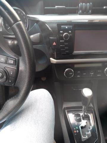 Corolla xei 2.0 branco pérola 14/15 - Foto 3