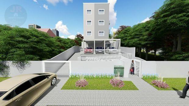 Apartamento à venda com 2 dormitórios em Jardim palmital, Colombo cod:AP217 - Foto 7