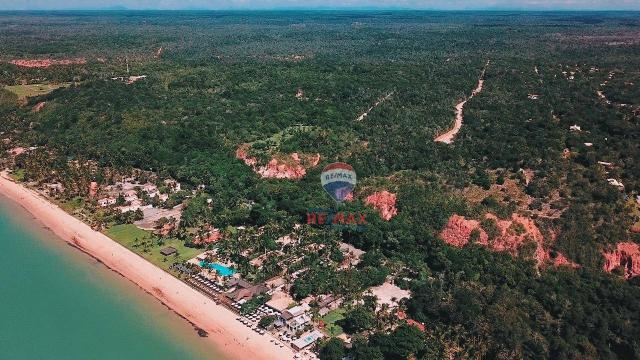 Terreno à venda, 2045 m² por r$ 368.276 - arraial d'ajuda - porto seguro/ba - Foto 19