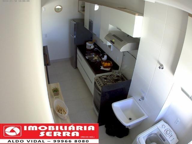 ARV132- Apto com Varanda gourmet, Home Office, 1 ou 2 vagas de garagem, em Colinas. - Foto 10