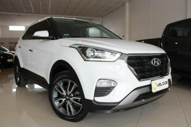 Hyundai Creta Prestige único dono