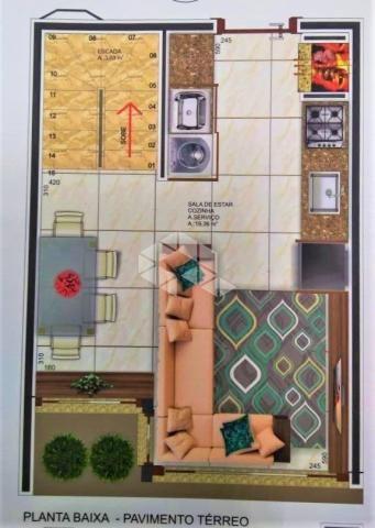 Casa de condomínio à venda com 2 dormitórios em Santa marta, Bento gonçalves cod:9913490 - Foto 11