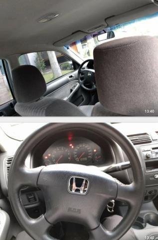 Vendo esse Honda 2003 completo de tudo - Foto 4